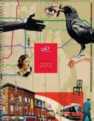 Distress Centres Annual Report - 2012