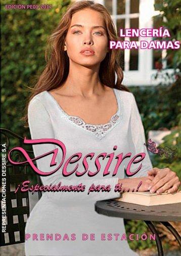Catálogo Dessire
