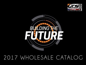 GTS Wholesale Catalog - North America 2017