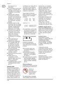 Operating instructions POSEIDON 2 - Nilfisk PARTS - Nilfisk-Advance - Page 4
