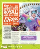 2017 Royal Melbourne Show Guide - Page 4