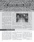 Draudzes nozaru apskats: turpinājums.. - Jēzus draudze - Page 6