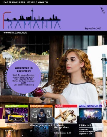 Framania Magazin Ausgabe September 2017 (2)