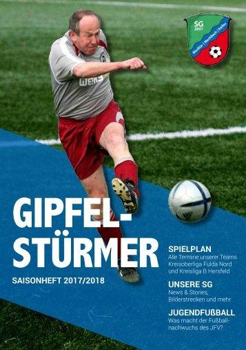 Gipfelstürmer 2017/18