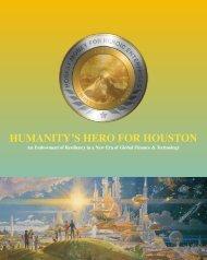 Humanities Heroes for Houston