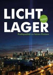 Lichtlager Katalog