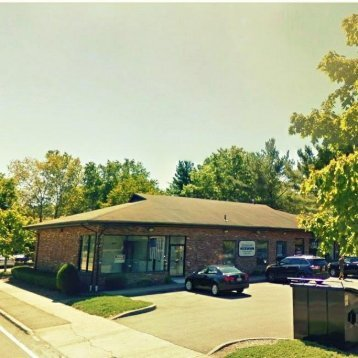 Exterior view of best dentistry office in Orangeburg Orangetown Smiles