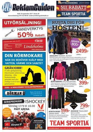ReklamGuiden Kalix v38 -17 (18/9-24/9)