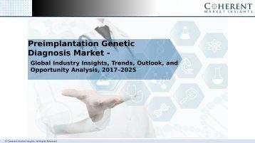 Preimplantation Genetic Diagnosis Market