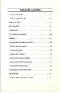 Voilà - Quorum - Documentation - ALEXTel - Français - Page 2