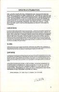 Voilà - Quorum - Documentation - ALEXTel - Français - Page 4