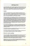 Voilà - Quorum - Documentation - ALEXTel - Français - Page 6