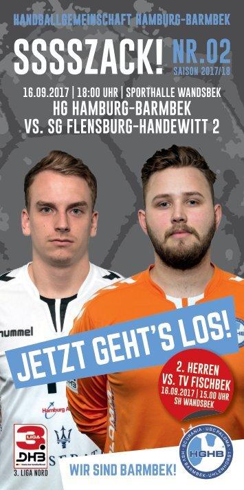 SSSSZACK! HGHB vs. SG Flensburg-Handewitt 2