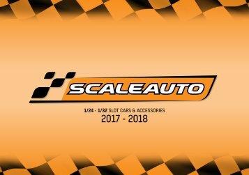 Scaleauto Catalog 2017-2018