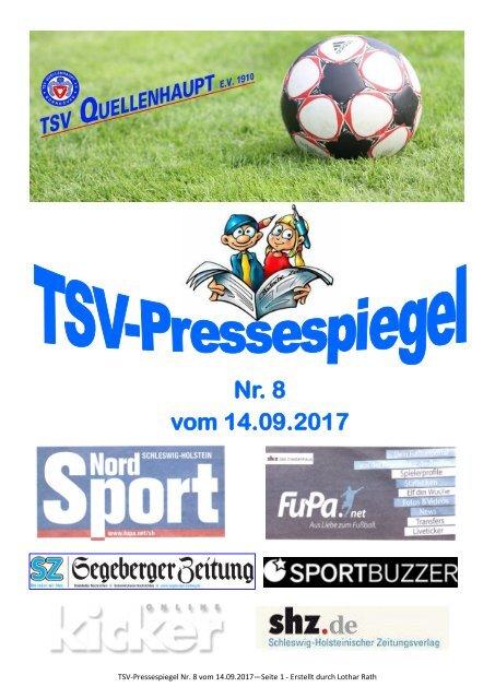 TSV-Pressespiegel-8-140917