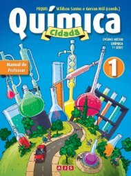 Livro de Química Cidadã Vol. 1