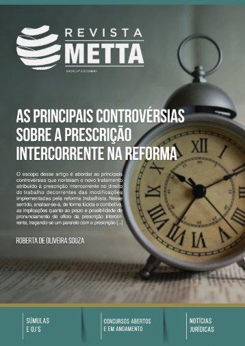 Revista METTA