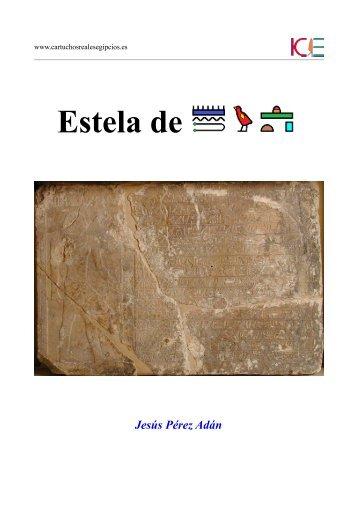 Estela de Montuhetep