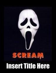 Scream Magazine D1
