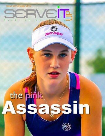 Serveitup Tennis Magazine #20