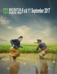 e-Kliping 9 - 11 September 2017