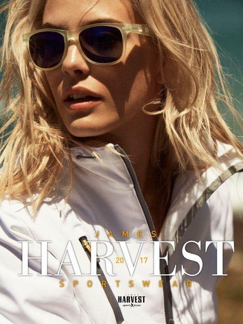 New Wave, James Harvest Sportswear