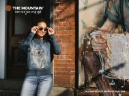 The Mountain Herbst/Winter 2017