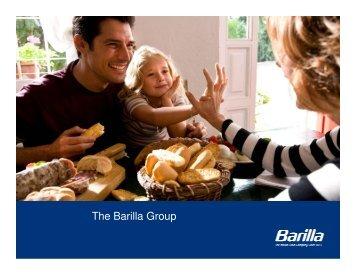 The Barilla Group