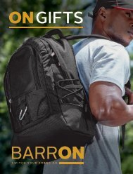 Barron Gifts & Giveaways