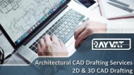 Architectural CAD Drafting Services, 2D & 3D CAD Drafting