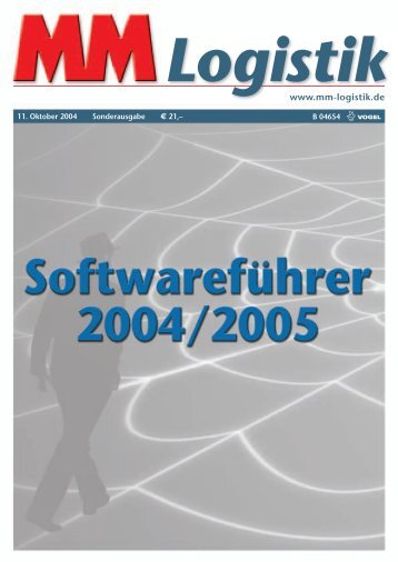 Logistik – Software - MM Logistik