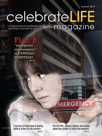 Celebrate Life Magazine Summer 2017