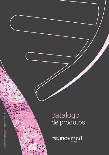 InovMed Catálogo Promocional Julho - Outubro 2017