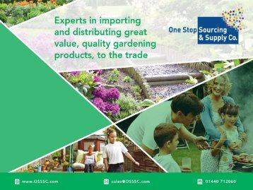 OSSSC Gardening Brochure 2017