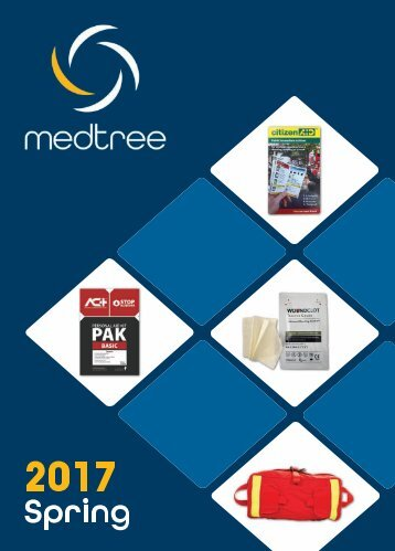 MedTree Spring 2017 - Product Focus Catalogue