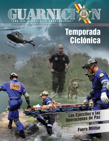 Revista Guarnición 2017 Edición no.16