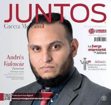 Juntos Gaceta Mercantil - Septiembre 2017