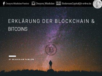 Erklärung Der Blockchain & Bitcoin