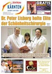 Ausgabe 09.2007 (PDF-Format, ca. 5,7 MB - Zentrum Kärnten in ...