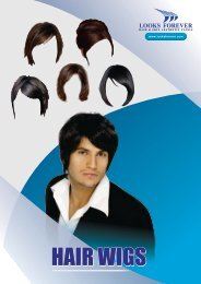 What are Hair Wigs?