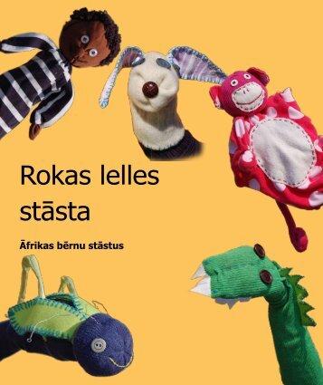 Rokas lelles stāsta - Humana Latvia