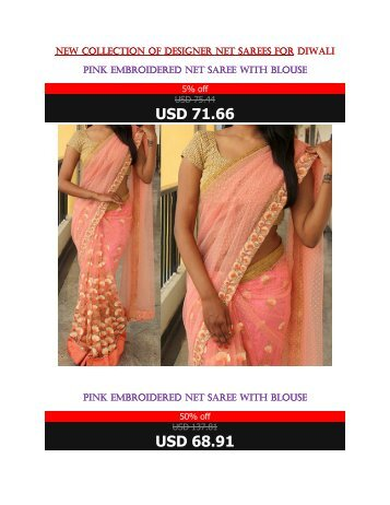 New_Collection_Of_Designer_Net_Sarees_For_Diwali