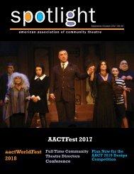 AACT Spotlight Sept-Oct 2017