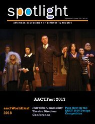 AACT Spotlight Sept-Oct 2017