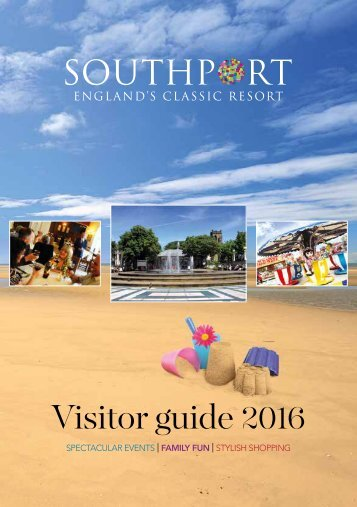 Southport Visitor Guide 2016