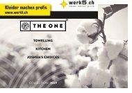 werk5 - The One Towelling 2019