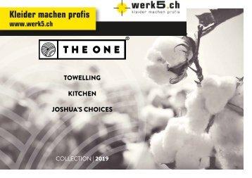 werk5 - The One Towelling 2018