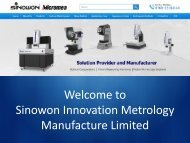 Buy Optical Measuring Instrument from Sinowon