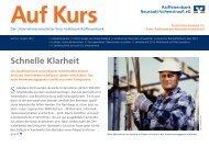 Schnelle Klarheit - Raiffeisenbank Neustadt-Vohenstrauß eG