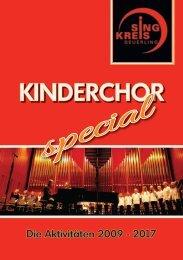 Kinderchor special